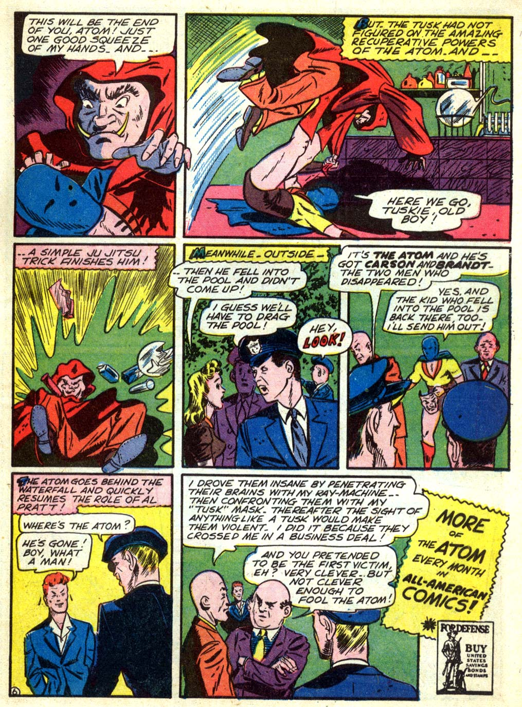 Read online All-American Comics (1939) comic -  Issue #40 - 64