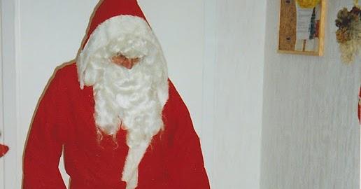 Onko Joulupukki Olemassa