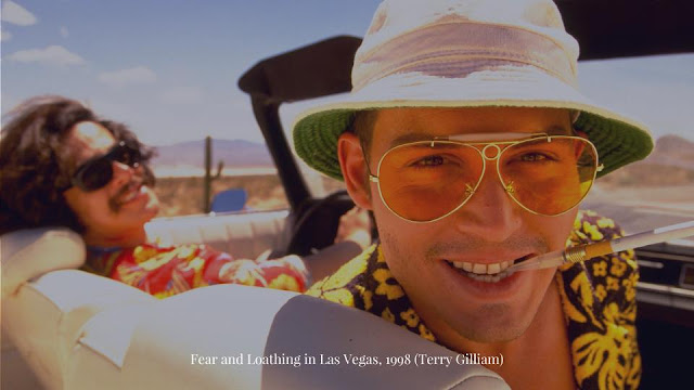 Fear and Loathing in Las Vegas, 1998 (Terry Gilliam)