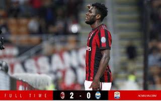 AC Milan vs SPAL 2-0 Video Gol & Highlights - Liga Italia
