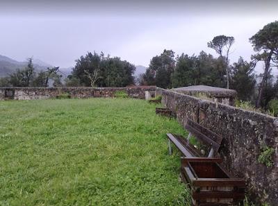 Terrazzo fortezza della Brunella