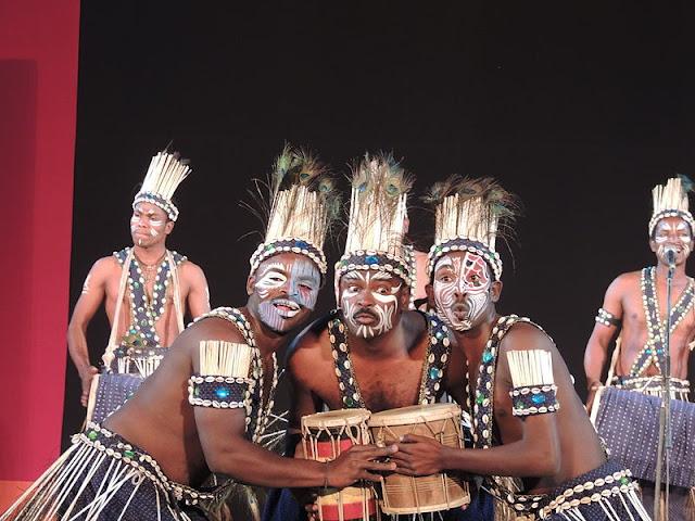 Dhamal dance gujarat