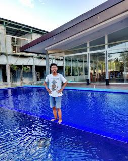 kolam renang hotel java paradise