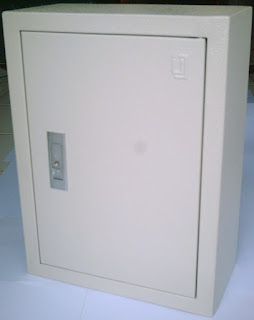 harga box panel free standing
