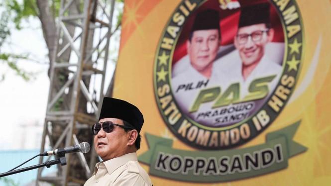 Prabowo Minta Maaf Soal 'Tampang Boyolali', Begini Tanggapan Nyinyir Tim Kampanye JKW-KMA?