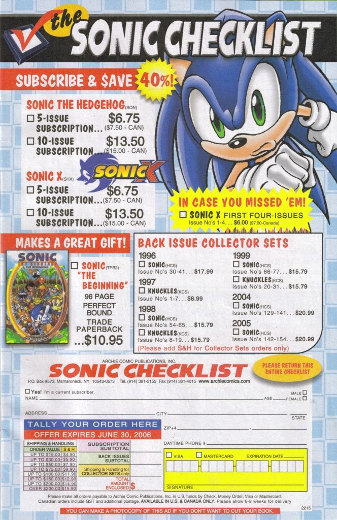 Read online Sonic The Hedgehog comic -  Issue #161 - 31