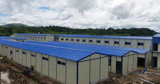 Duterte inaugurates biggest drug rehab facility in PH