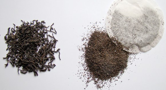 Loose Leaf Tea Vs Bag