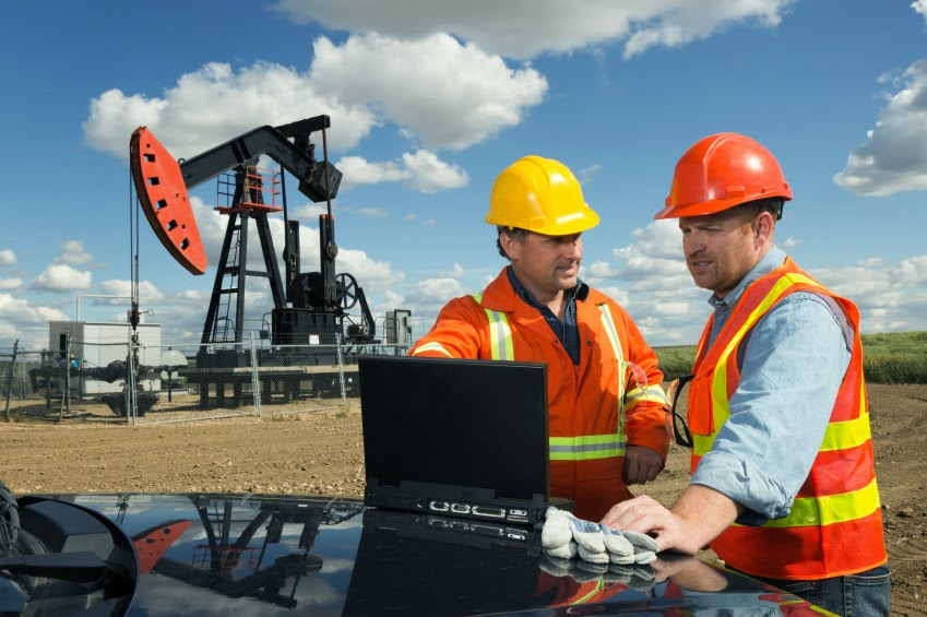Oil and gas industry leaders hear geoAMPS solutions