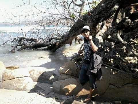 Keindahan Pantai Sawarna
