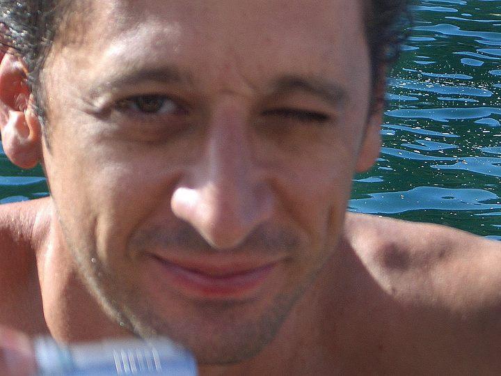 Motor Vessal Amizad: LORD JIM: Carlo Bartolini