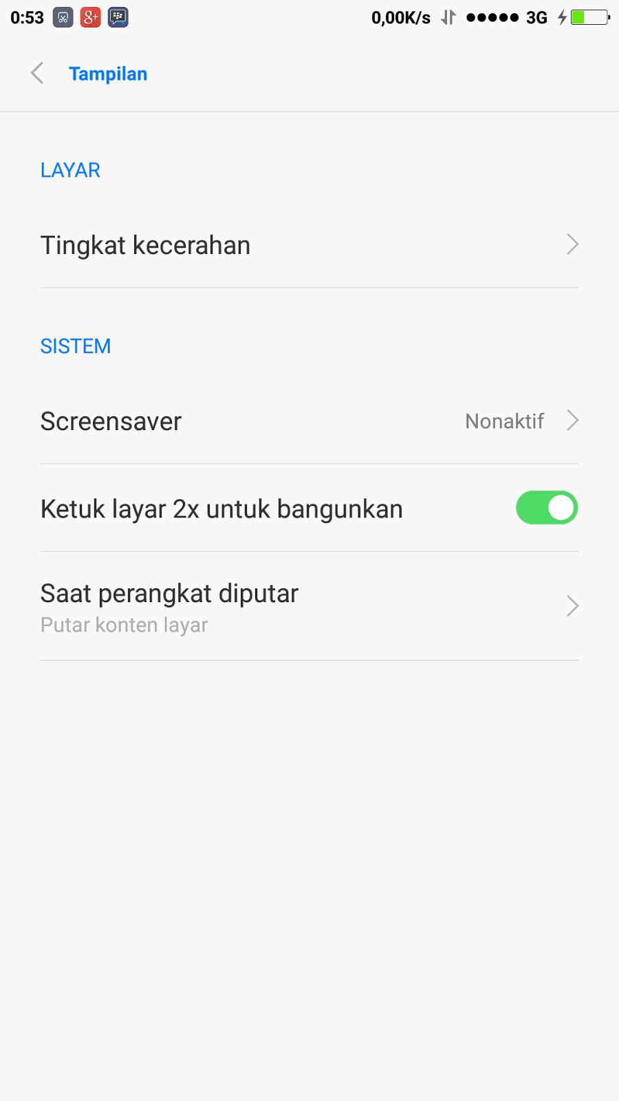 Cara Buka Dan Kunci Layar Xiaomi Mi 4i Tanpa Tombol Daya