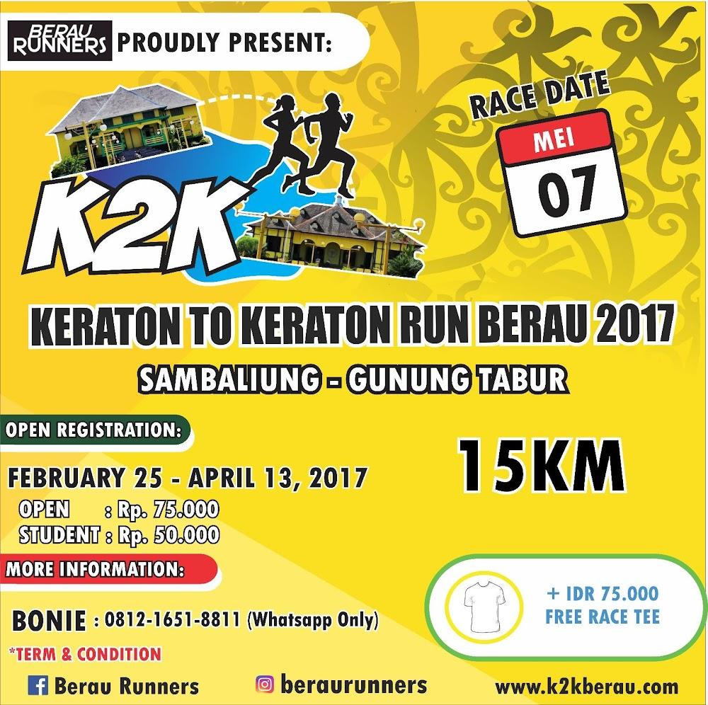 Keraton to Keraton / K2K  • 2017