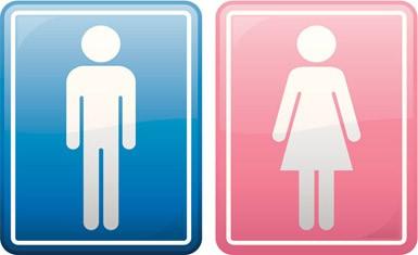 Separadores de baños