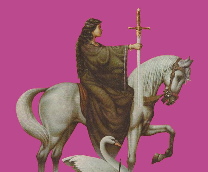 Resenha de As Brumas de Avalon: A Grande Rainha (livro 2), de Marion Zimmer Bradley