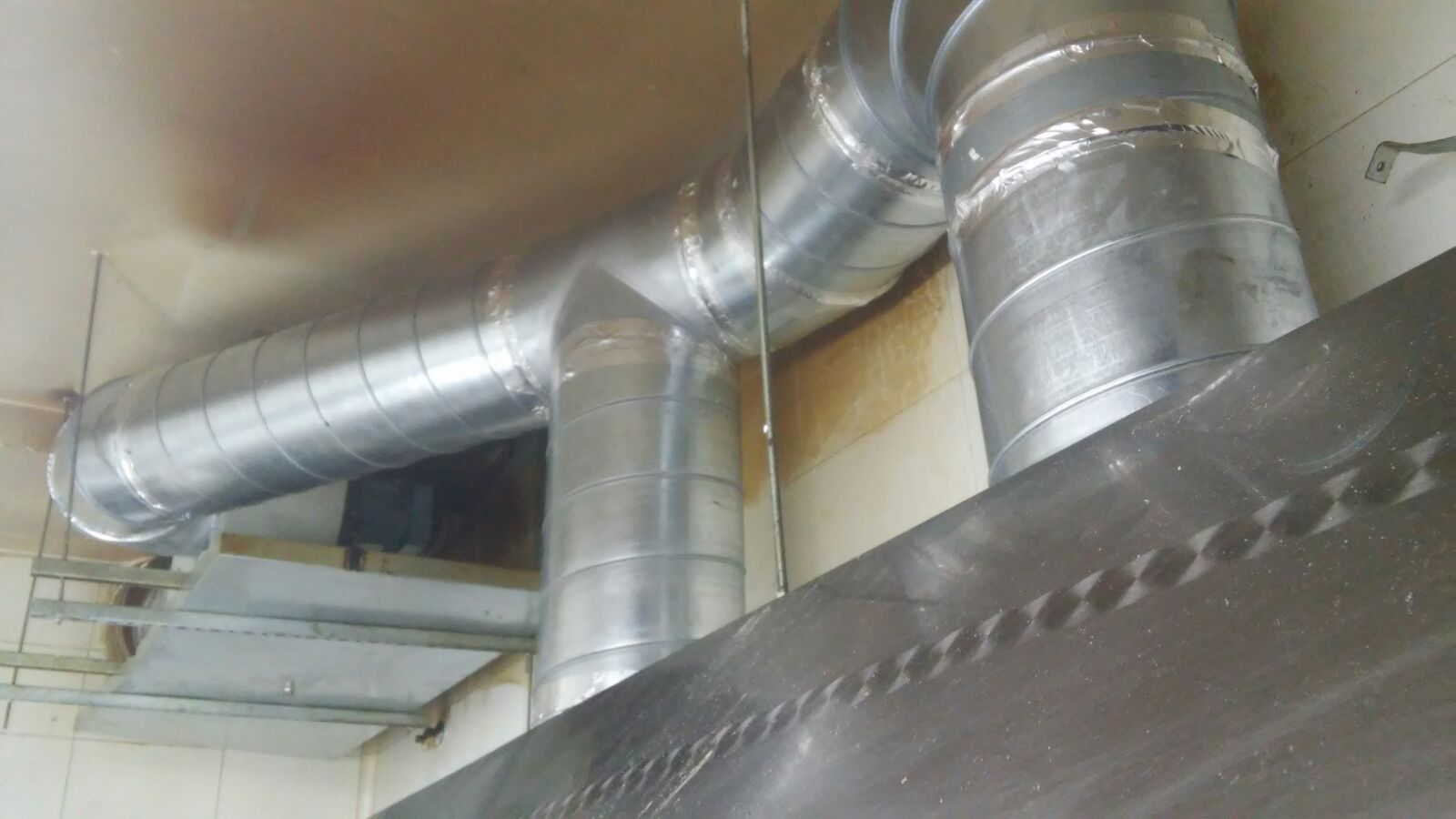 Motores y tubos de chimenea motores campanas extractoras - Extractores de humo ...