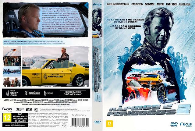Capa DVD Rápidos e Perigosos 2 [Custom]