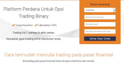 Cara mudah trading options