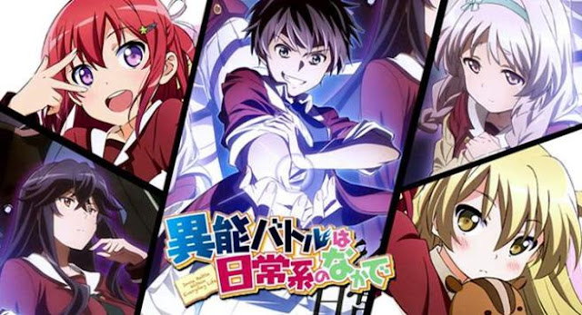 Top Best Romance Magic School Anime List - When Supernatural Battles Became Commonplace (InoBato)