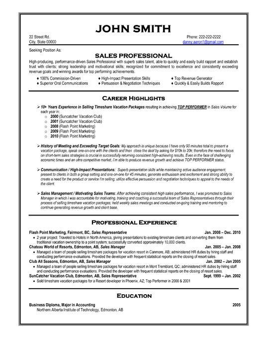 Reasons It Is Smart To Use A Resume Template To Write Your Own