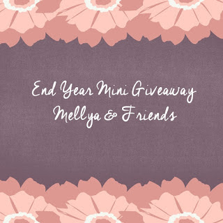 END YEAR MINI GIVEAWAY BY MELLYA & FRIEND
