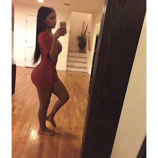 Sexy latinas bent over