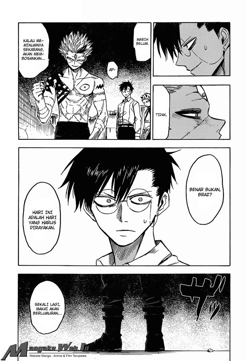 Blood Lad Chapter 70-12