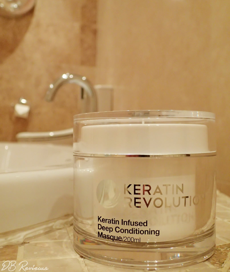 Keratin Revolution Keratin Infused Deep Conditioning Masque Review