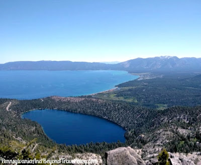 Beautiful South Lake Tahoe in California