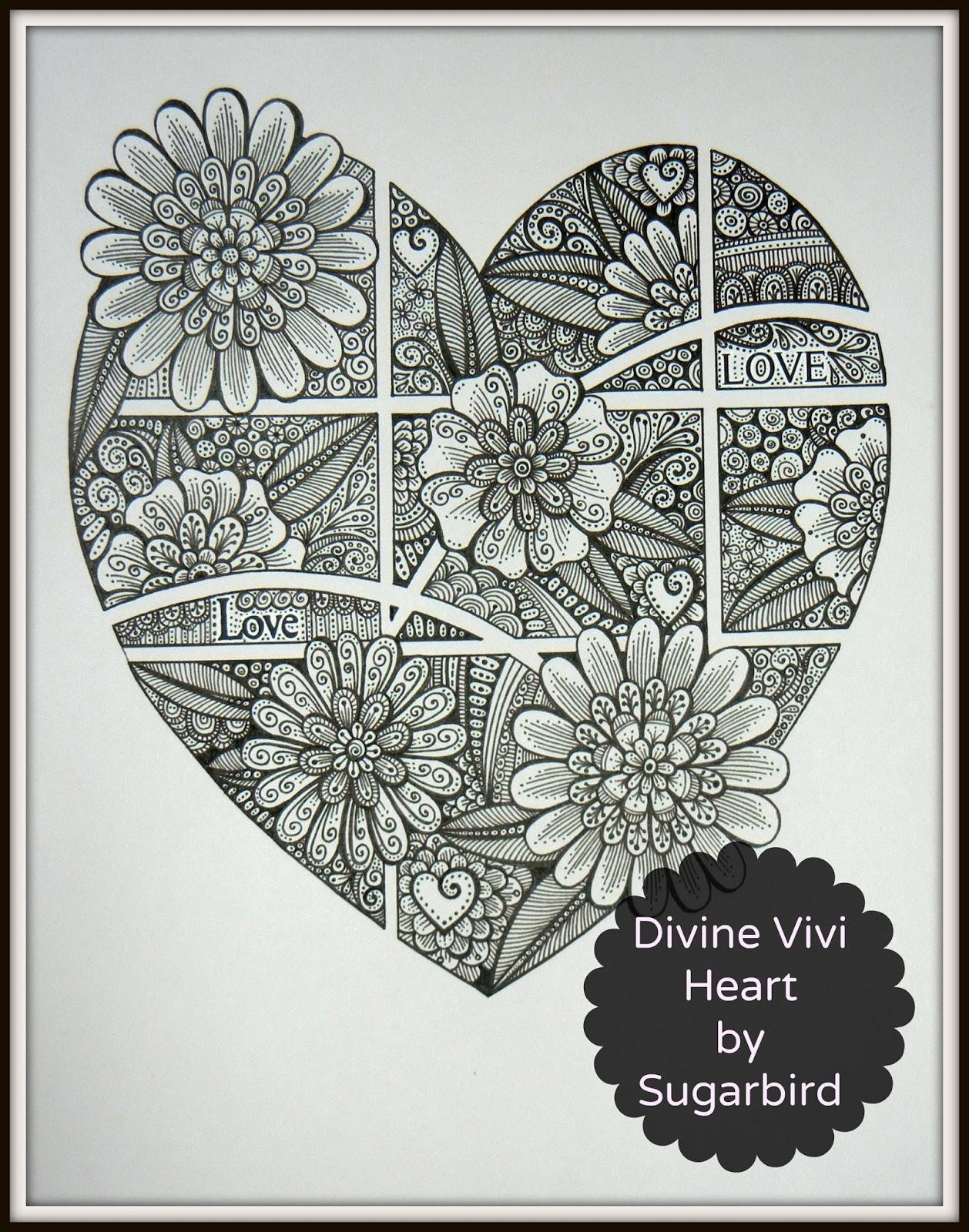 Sugarbird: Divine Vivi Heart
