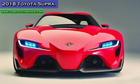 2018 Toyota Supra SPY Specs