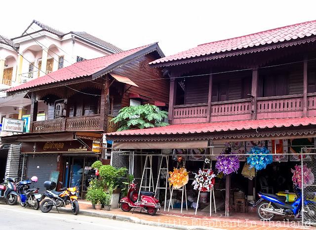 Shophouses Sumon Thewarat Nan