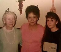 Mom and Grammas