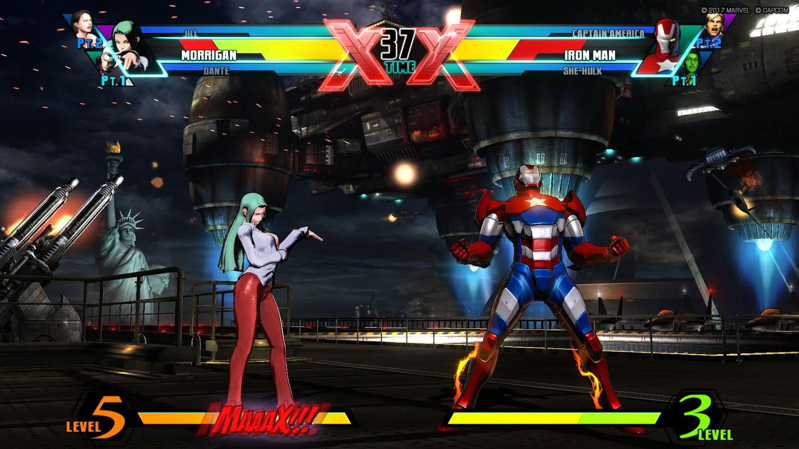 Ultimate Marvel vs Capcom 3 ESPAÑOL PC Descargar Full (CODEX) 4