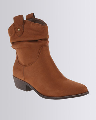 Ankle-boot-tan-online