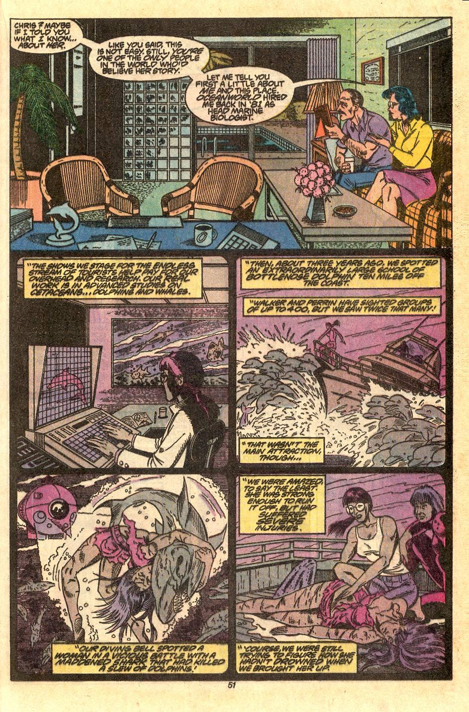 Read online Secret Origins (1986) comic -  Issue #50 - 54