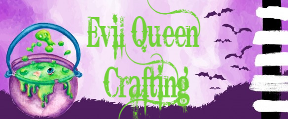 Cathie's Evil Queen Crafting