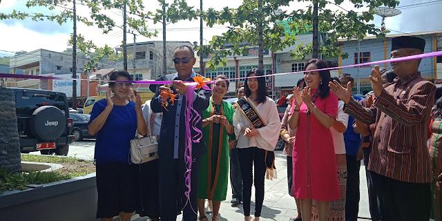 Keren!, Tana Toraja Launching Pusat Cinderamata di Pasar Seni Makale