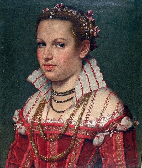 It's About Time: Portraits of women attributed to Giovanni