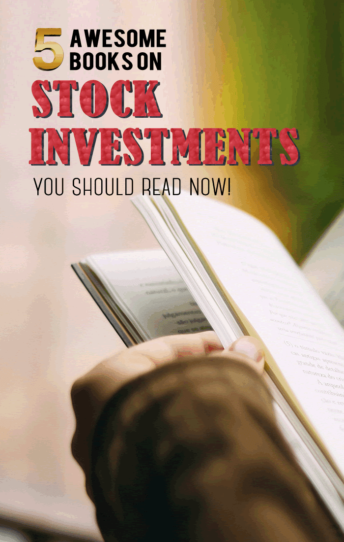 5 AWESOME Books On Stock Investment You Should Read For Motivation And Inspiration