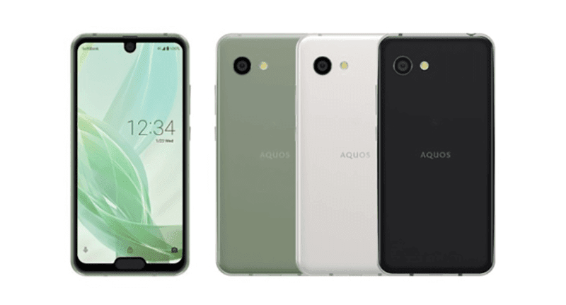 It has three colors in Smoke Green, Deep White and Pure Black