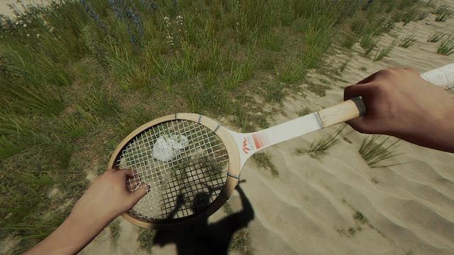 Hướng dẫn tìm vợt Tennis Racket trong The Forest
