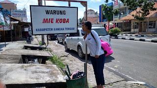 Mie Koba Jelajah bakmi di Bangka - Belitong