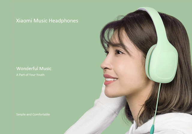 Coupon Xiaomi Headphones Relaxed Version on Gearbest