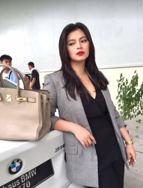 MUST SEE: Behind the Scene Photos of Angel Locsin Taken During The Shoot of La Luna Sangre!