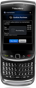 BlackBerry Payment Service launched in beta