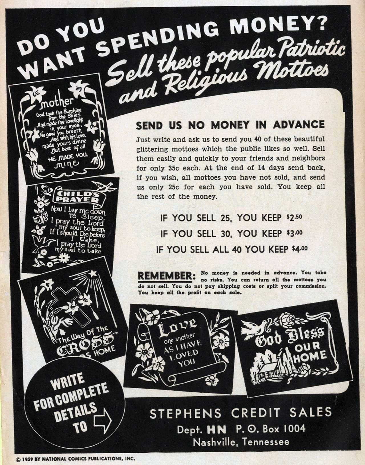 Read online Detective Comics (1937) comic -  Issue #275 - 2