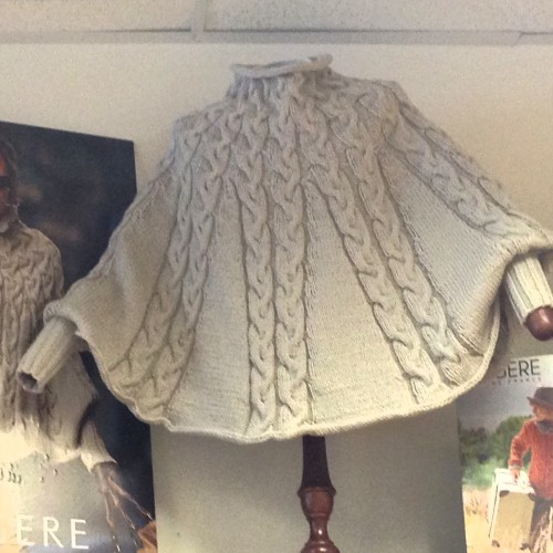 January KAL (Poncho) - Free Pattern