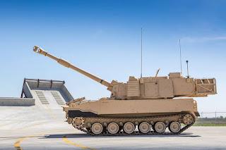 Paladin M109A7