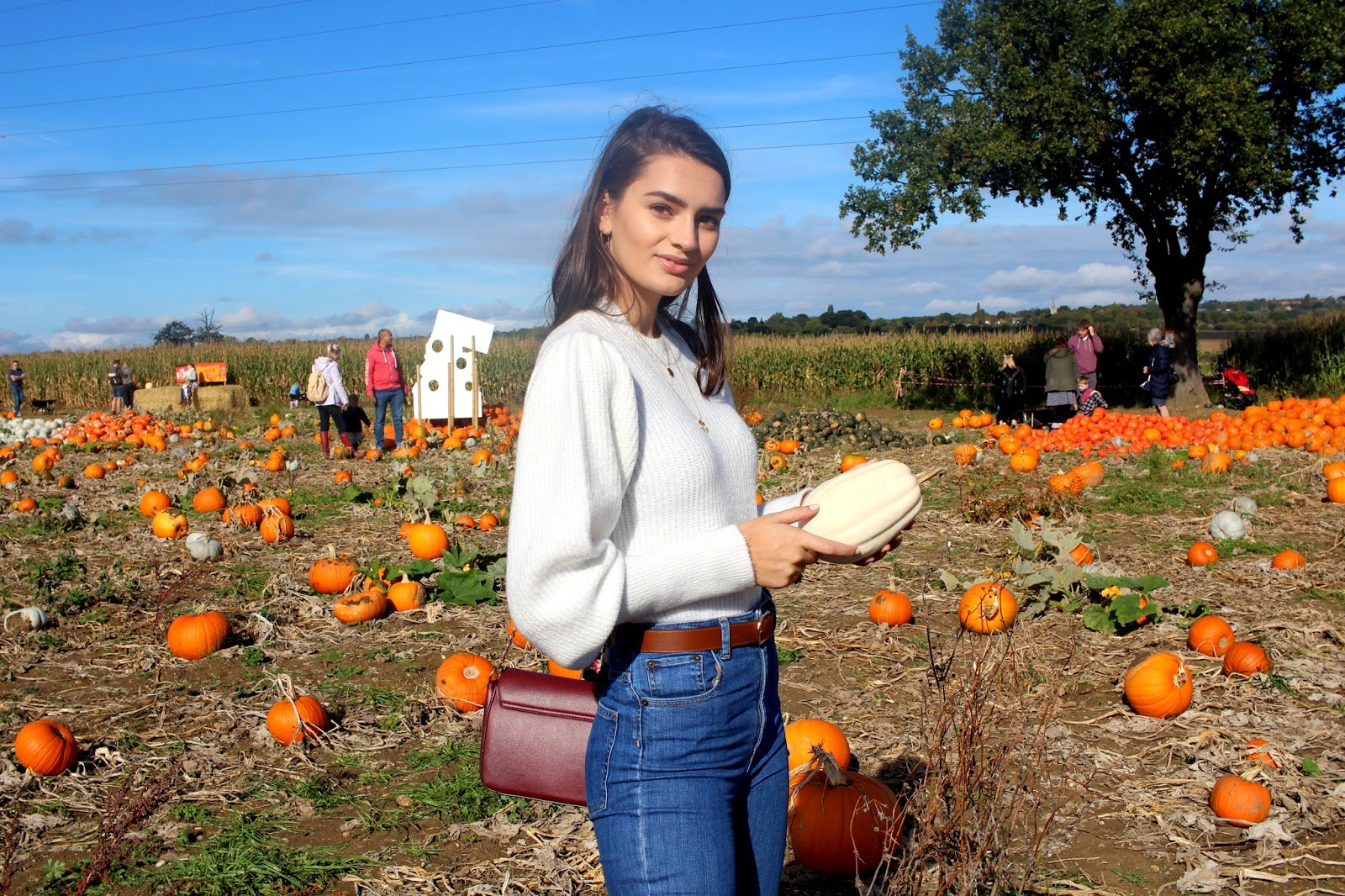peexo fashion blogger autumn pumpkin patch